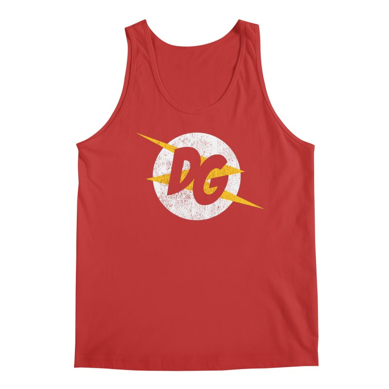 DG shirts in a flash Men's Regular Tank by Daniel Montgomery's Artist Shop