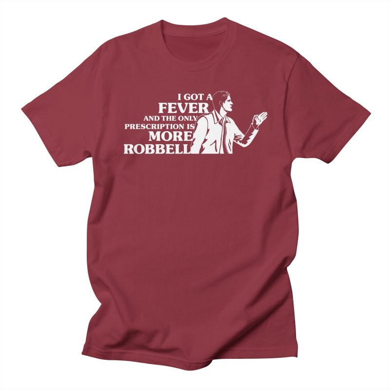 More Robbell Women's Regular Unisex T-Shirt by Daniel Montgomery's Artist Shop