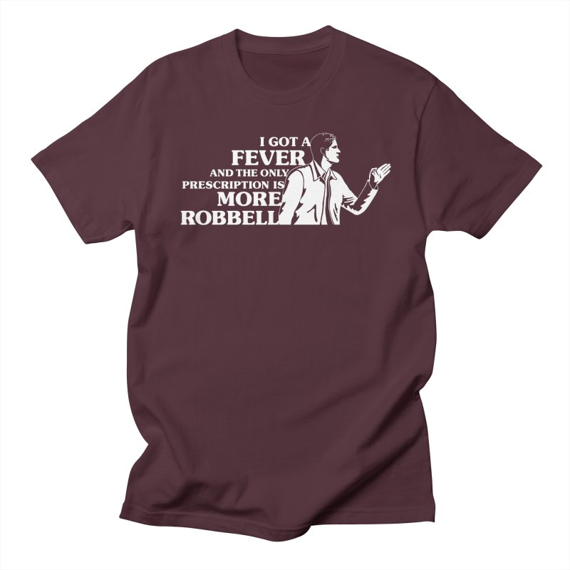 More Robbell Men's Regular T-Shirt by Daniel Montgomery's Artist Shop