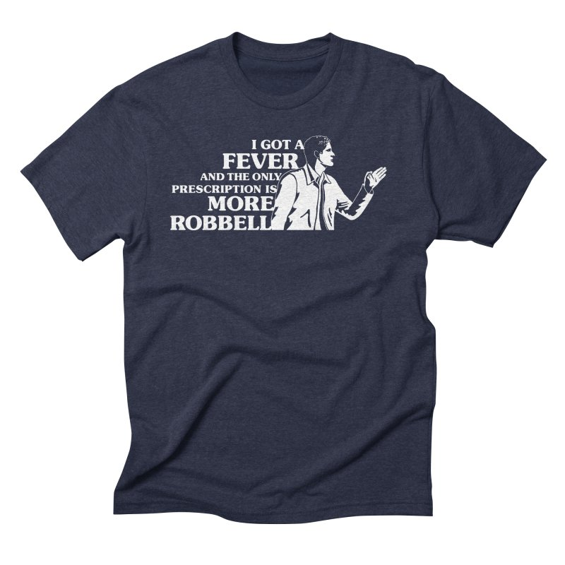 More Robbell Men's Triblend T-Shirt by Daniel Montgomery's Artist Shop