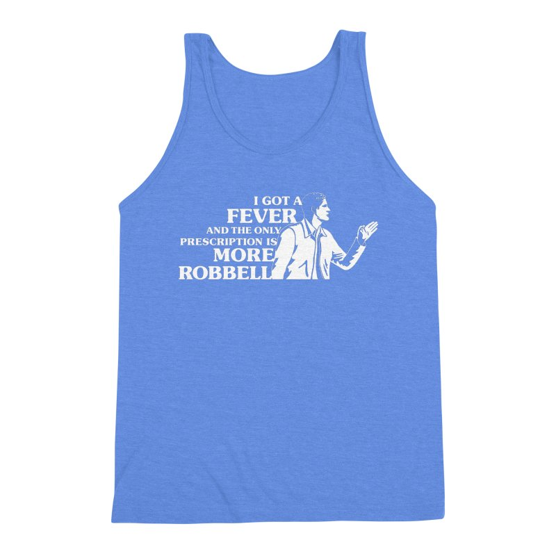 More Robbell Men's Triblend Tank by Daniel Montgomery's Artist Shop