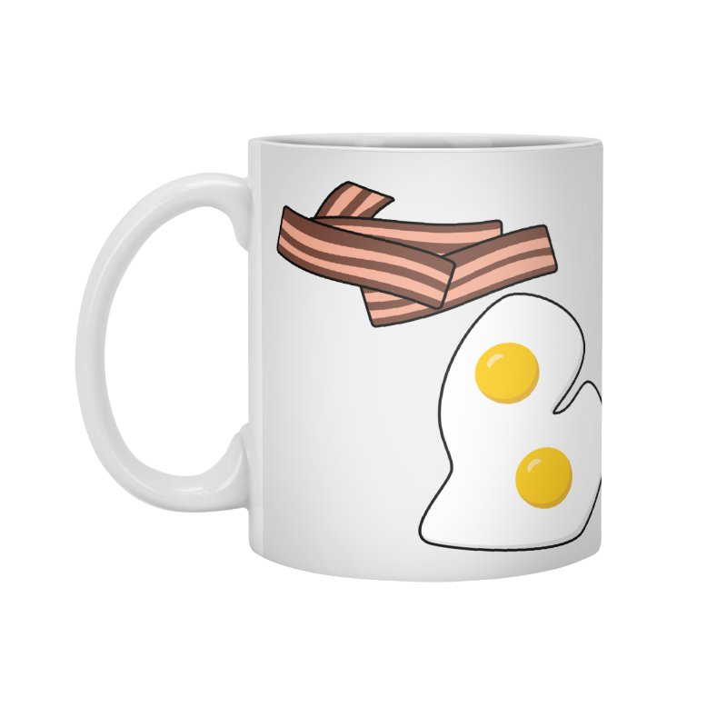 Michigan Breakfast Accessories Mug by Daniel Montgomery's Artist Shop