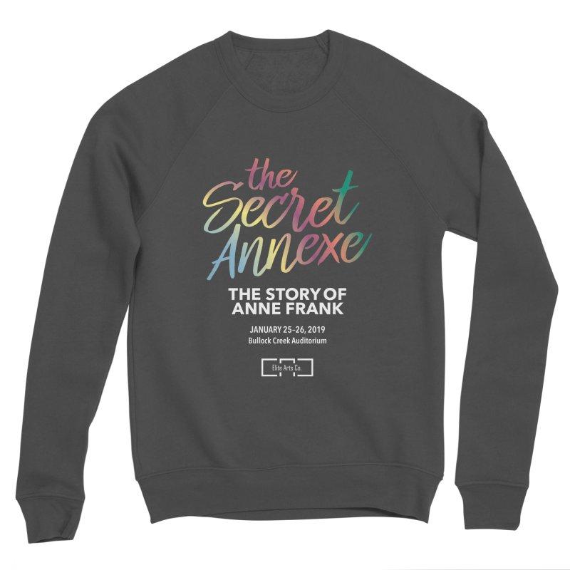The Secret Annexe Women's Sponge Fleece Sweatshirt by Daniel Montgomery's Artist Shop