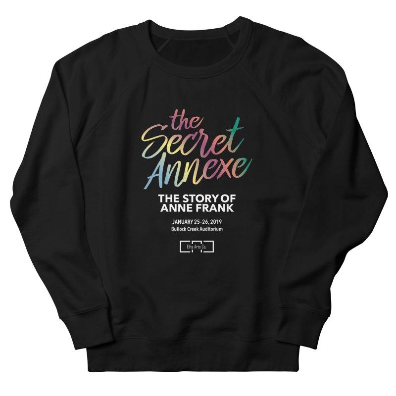 The Secret Annexe Women's French Terry Sweatshirt by Daniel Montgomery's Artist Shop