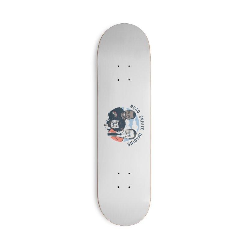 Learning Friends Accessories Skateboard by Daniel Stevens's Artist Shop