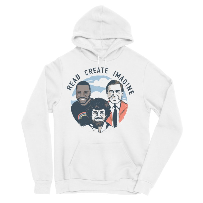 Learning Friends Men's Pullover Hoody by Daniel Stevens's Artist Shop