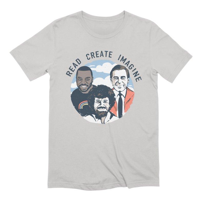 Learning Friends Men's T-Shirt by Daniel Stevens's Artist Shop