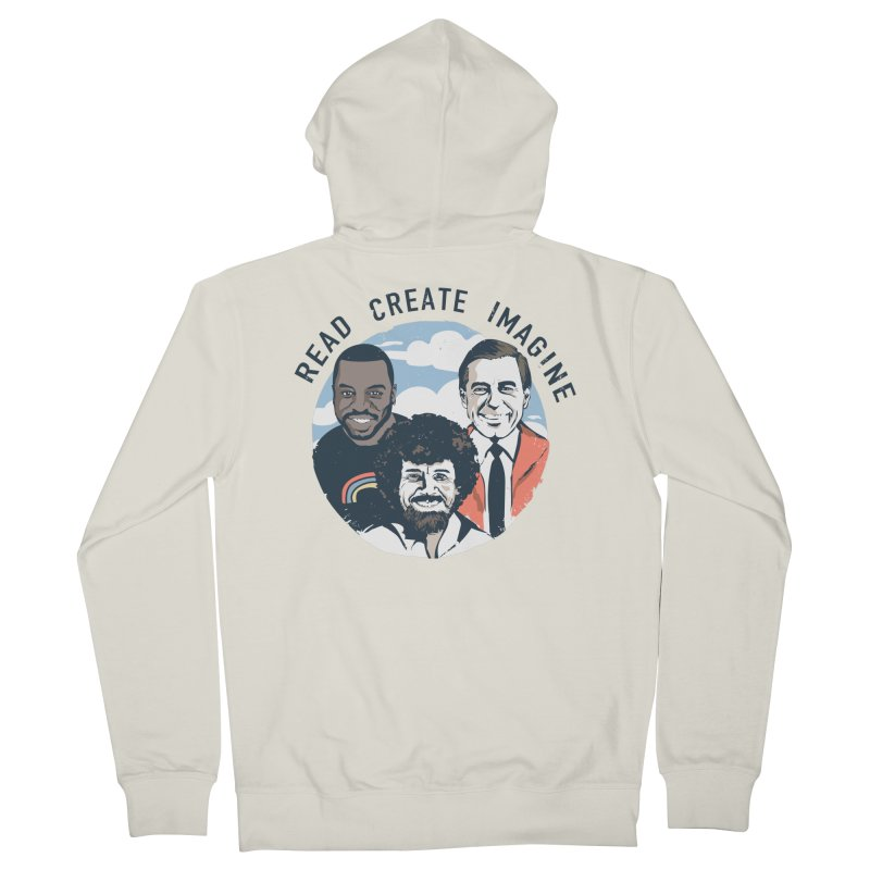 Learning Friends Women's Zip-Up Hoody by Daniel Stevens's Artist Shop