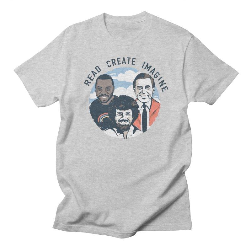 Learning Friends Men's Regular T-Shirt by Daniel Stevens's Artist Shop