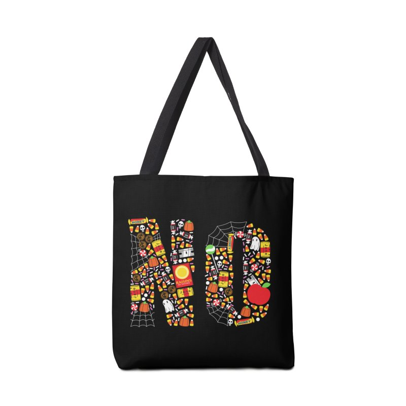 Unwanted Treats in Tote Bag by Daniel Stevens's Artist Shop