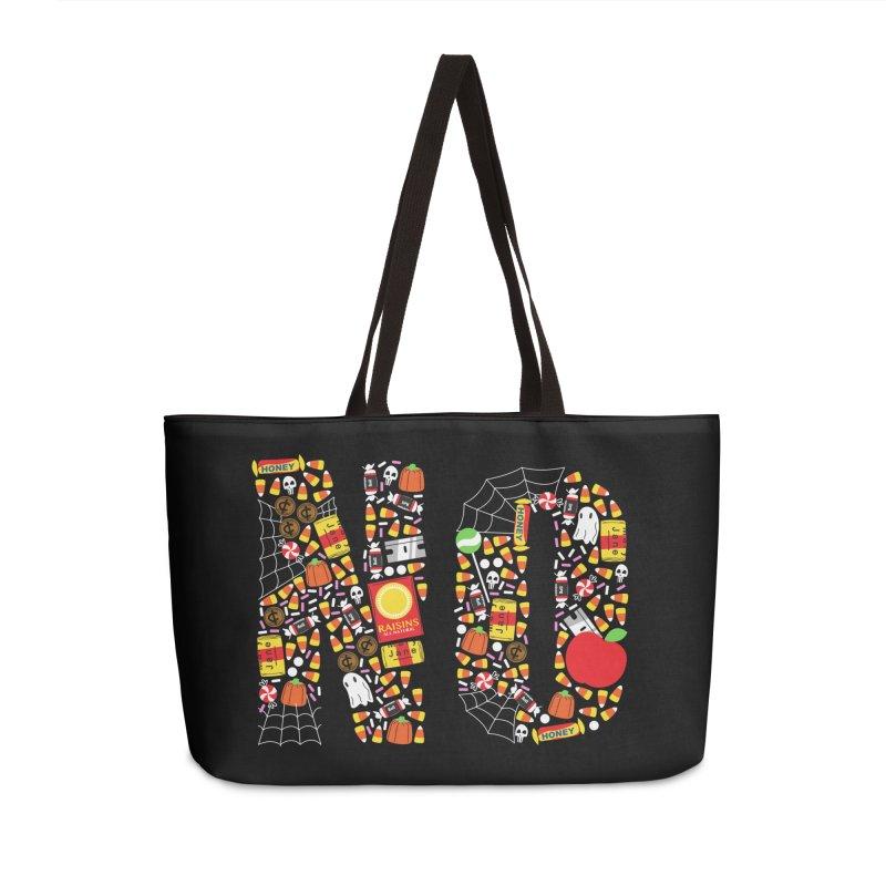 Unwanted Treats Accessories Weekender Bag Bag by Daniel Stevens's Artist Shop