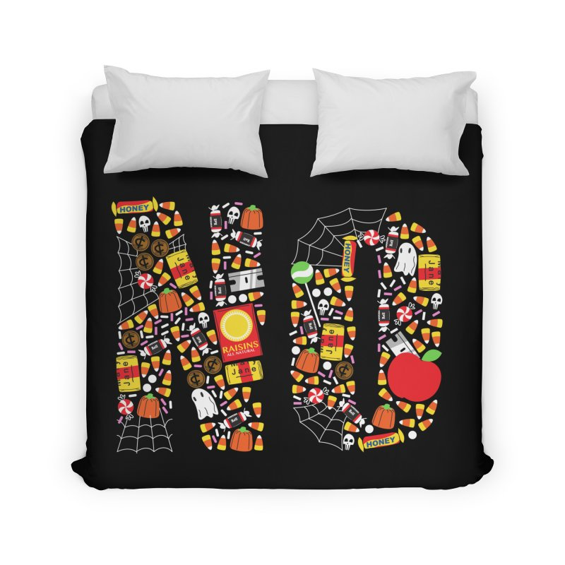 Unwanted Treats Home Duvet by Daniel Stevens's Artist Shop