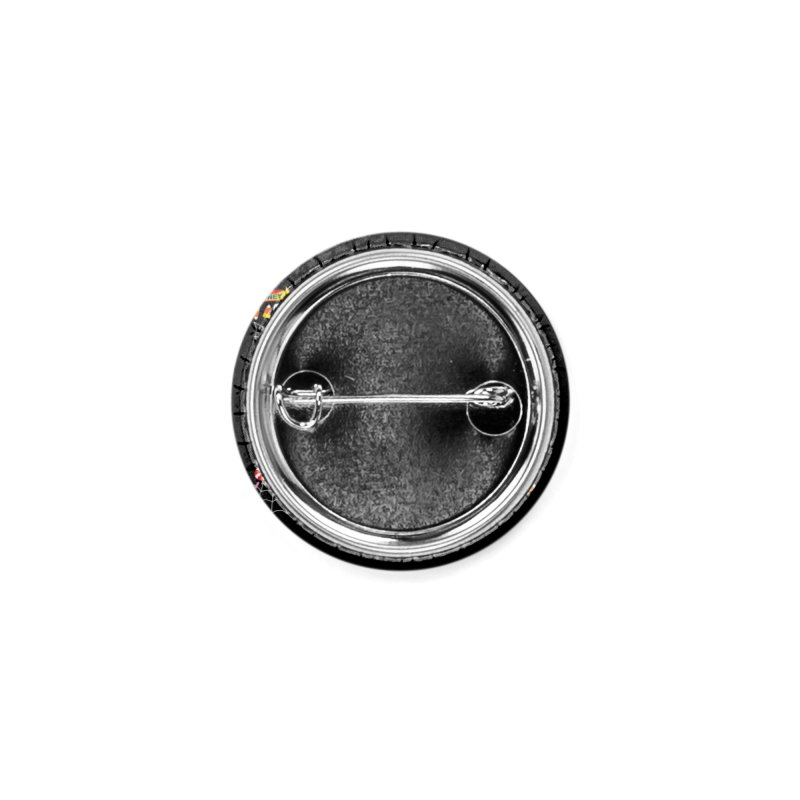 Unwanted Treats Accessories Button by Daniel Stevens's Artist Shop