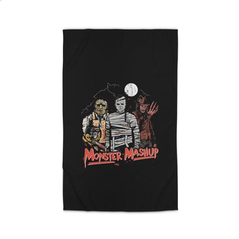 Monster Mashup Home Rug by Daniel Stevens's Artist Shop