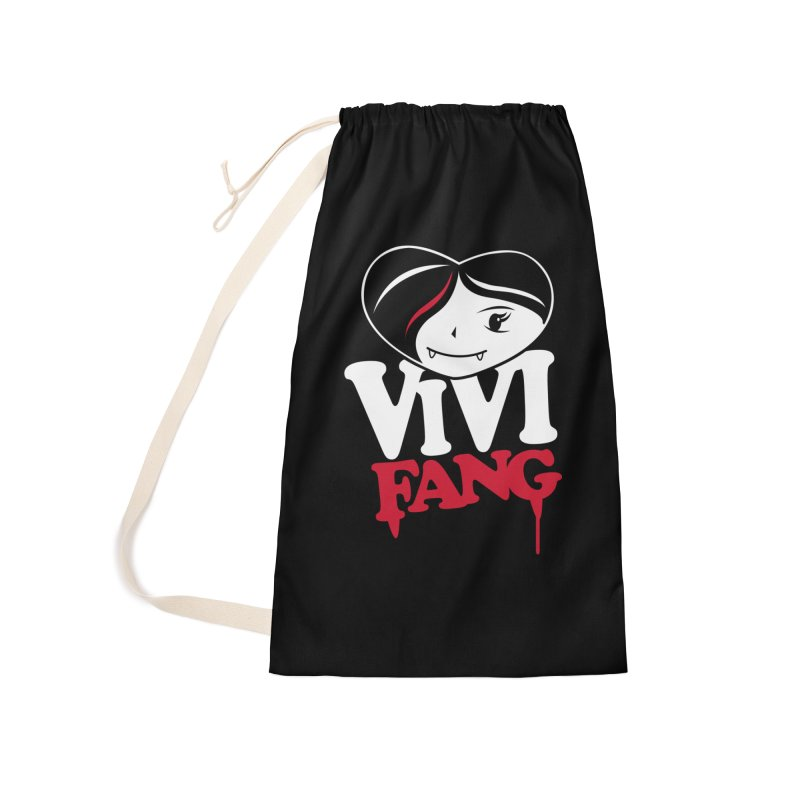 Vi Vi Fang Accessories Laundry Bag Bag by Daniel Stevens's Artist Shop