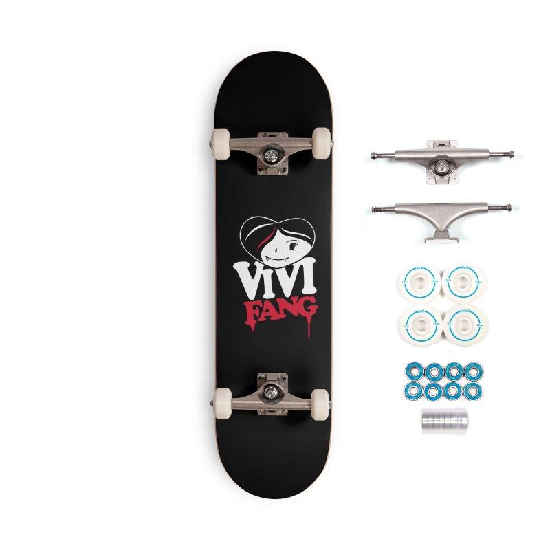 Vi Vi Fang Accessories Complete - Basic Skateboard by Daniel Stevens's Artist Shop
