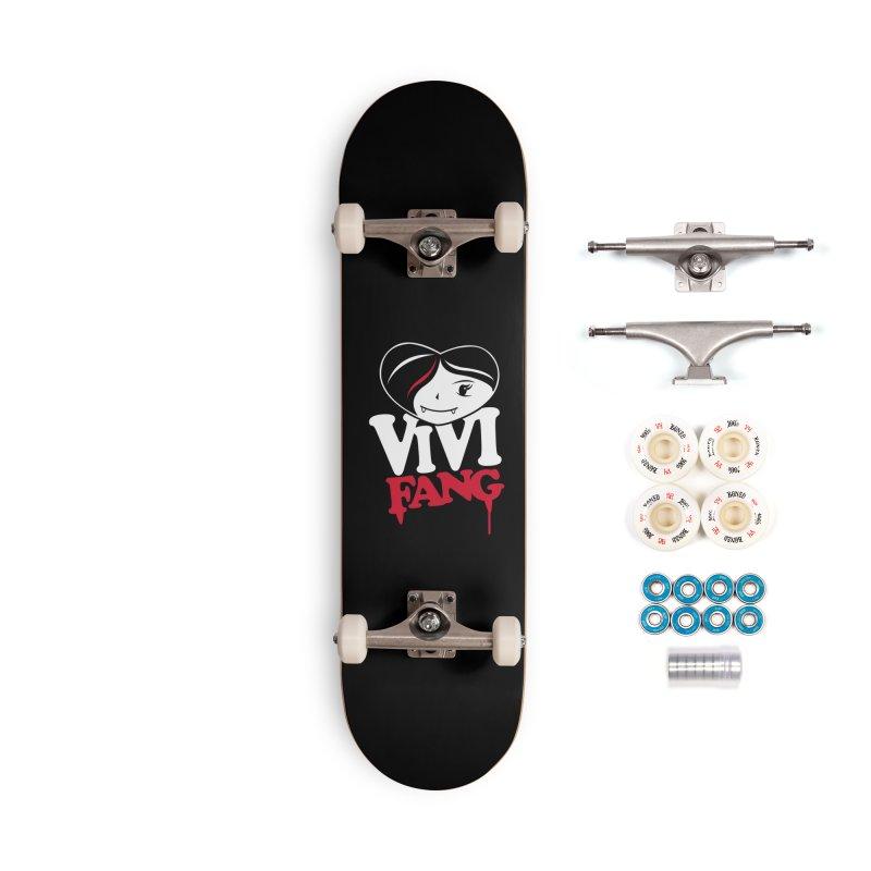 Vi Vi Fang Accessories Complete - Premium Skateboard by Daniel Stevens's Artist Shop