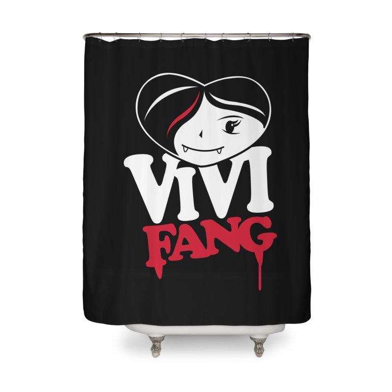Vi Vi Fang Home Shower Curtain by Daniel Stevens's Artist Shop
