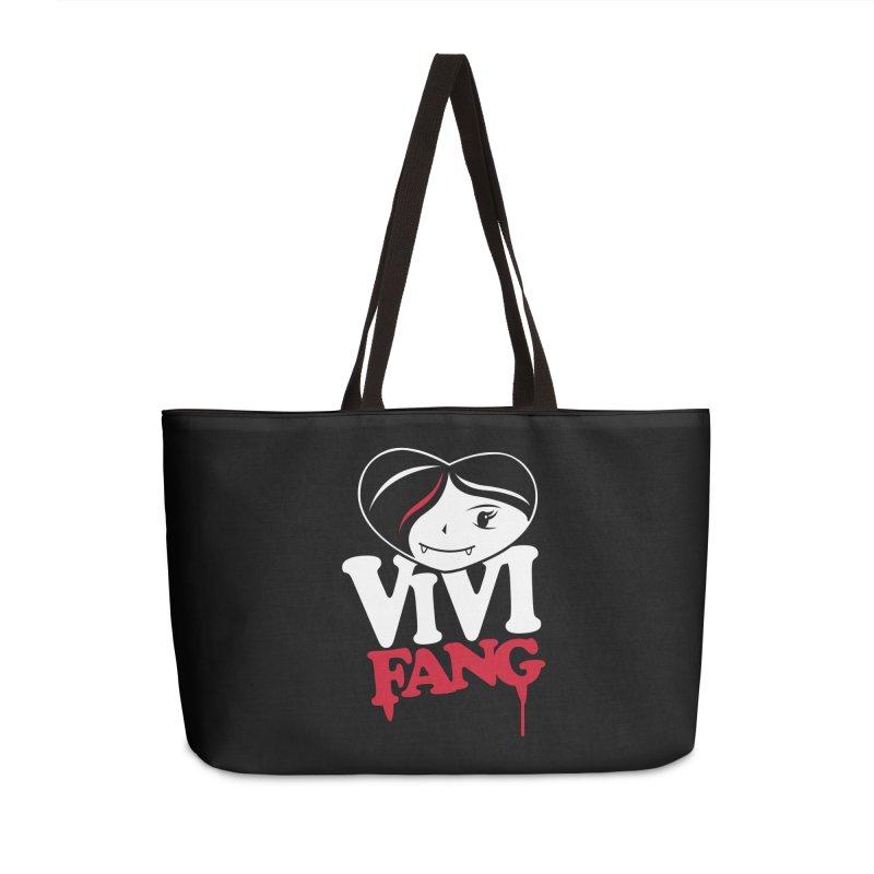 Vi Vi Fang Accessories Weekender Bag Bag by Daniel Stevens's Artist Shop
