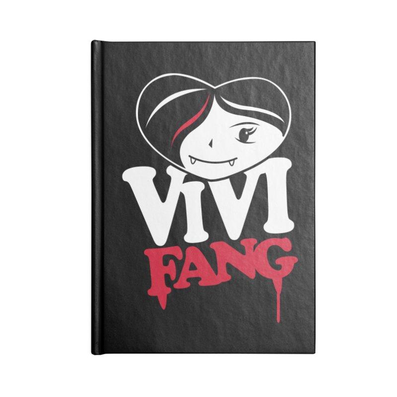 Vi Vi Fang Accessories Lined Journal Notebook by Daniel Stevens's Artist Shop