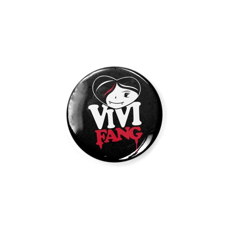 Vi Vi Fang Accessories Button by Daniel Stevens's Artist Shop