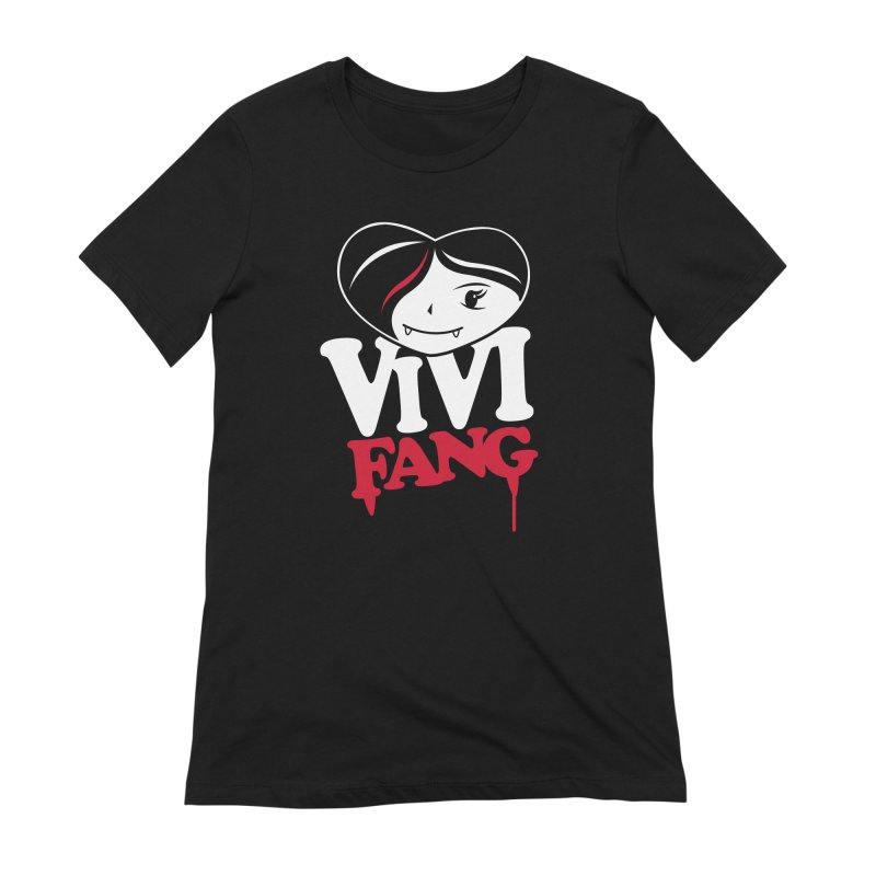 Vi Vi Fang Women's Extra Soft T-Shirt by Daniel Stevens's Artist Shop