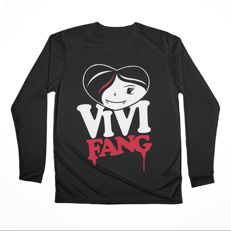 Vi Vi Fang Women's Performance Unisex Longsleeve T-Shirt by Daniel Stevens's Artist Shop
