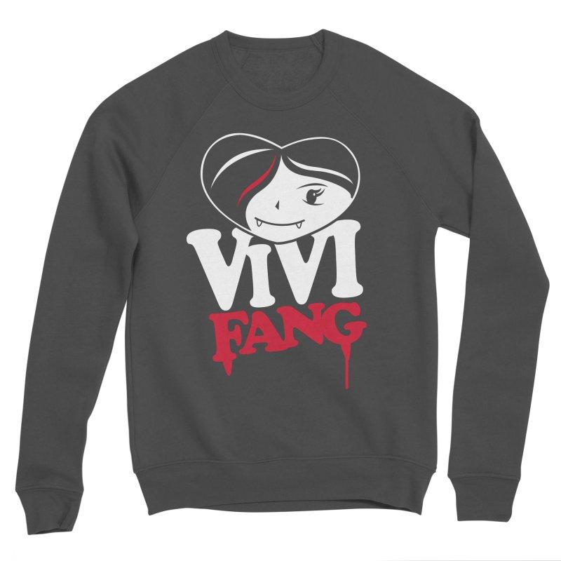 Vi Vi Fang Men's Sponge Fleece Sweatshirt by Daniel Stevens's Artist Shop