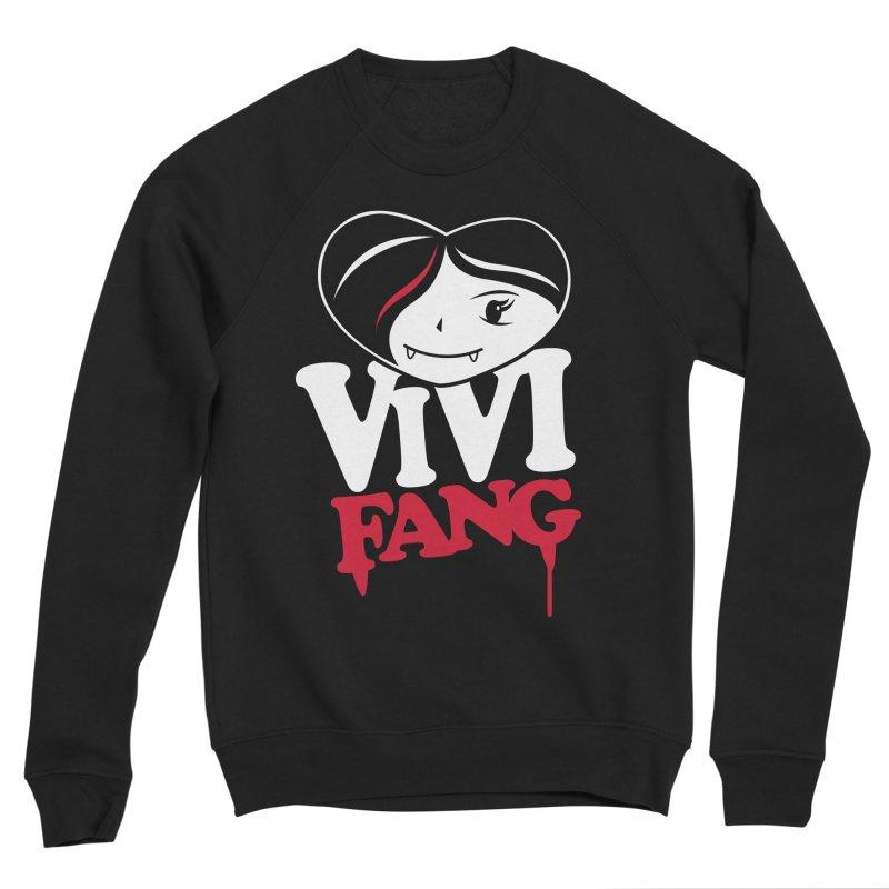 Vi Vi Fang Women's Sponge Fleece Sweatshirt by Daniel Stevens's Artist Shop