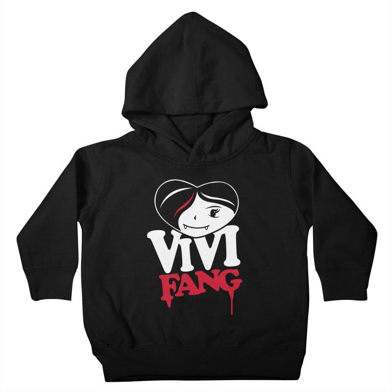 Vi Vi Fang Kids Toddler Pullover Hoody by Daniel Stevens's Artist Shop