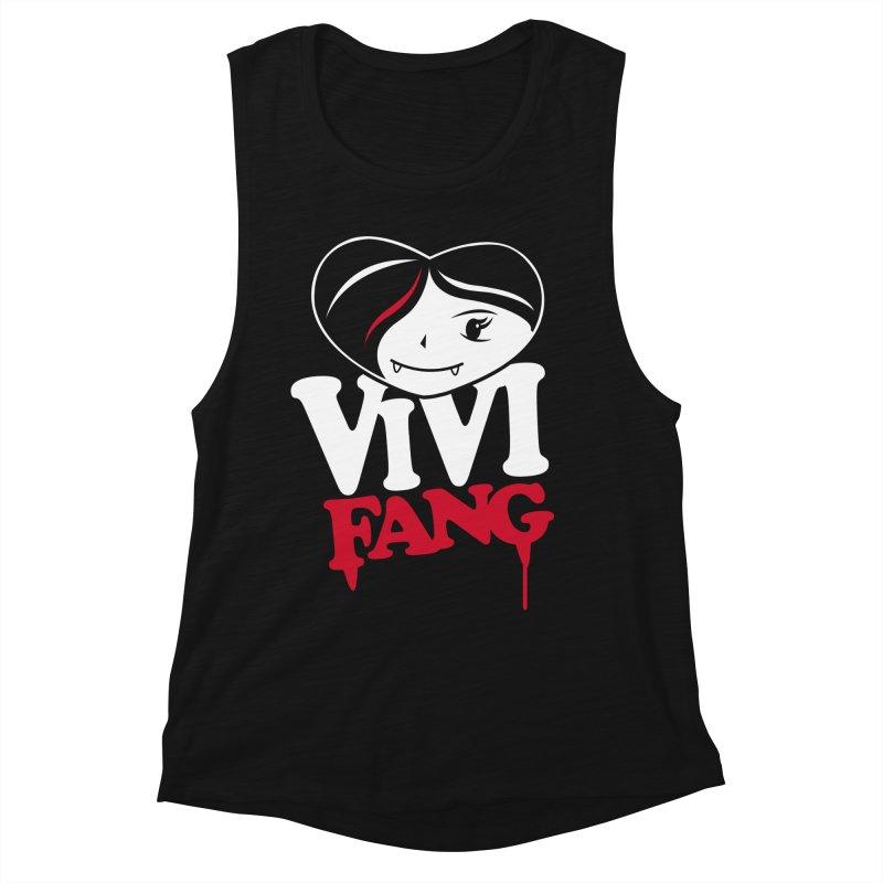 Vi Vi Fang Women's Muscle Tank by Daniel Stevens's Artist Shop