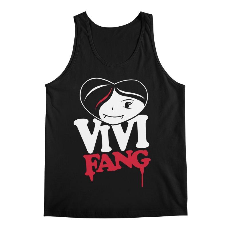 Vi Vi Fang Men's Regular Tank by Daniel Stevens's Artist Shop