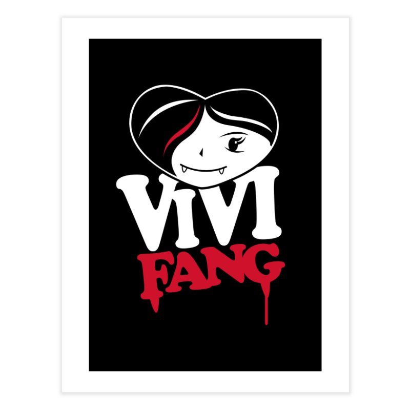 Vi Vi Fang Home Fine Art Print by Daniel Stevens's Artist Shop