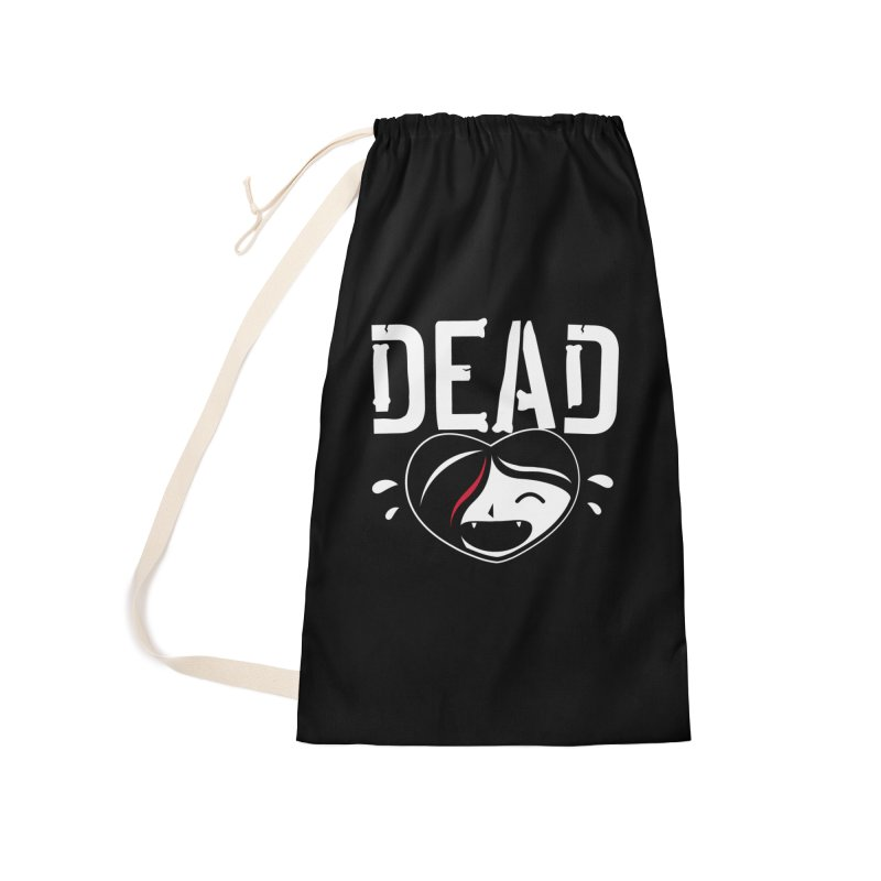 Dead Accessories Laundry Bag Bag by Daniel Stevens's Artist Shop