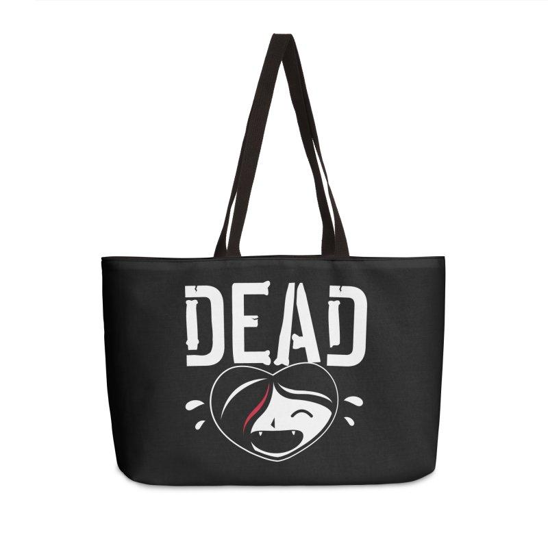 Dead Accessories Weekender Bag Bag by Daniel Stevens's Artist Shop