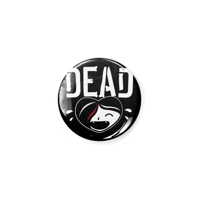 Dead Accessories Button by Daniel Stevens's Artist Shop