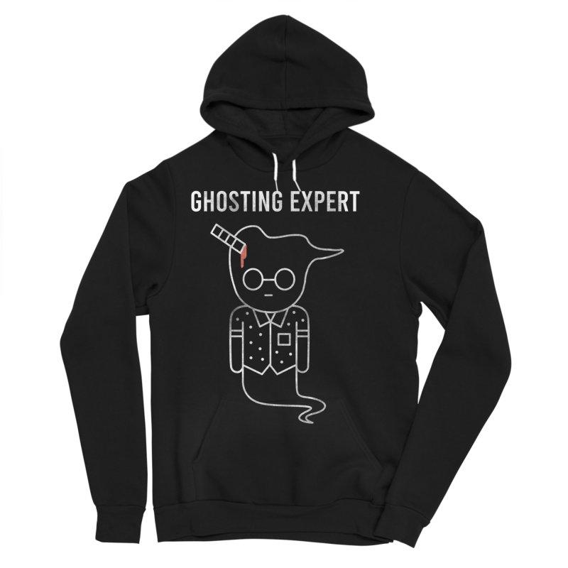 Ghosting Expert Men's Sponge Fleece Pullover Hoody by Daniel Stevens's Artist Shop