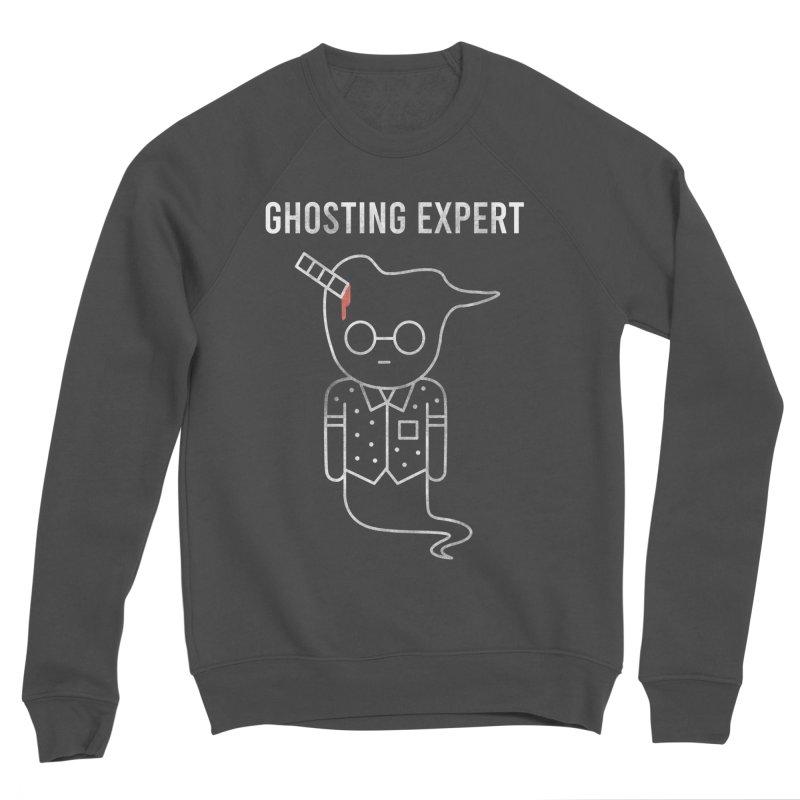 Ghosting Expert Men's Sponge Fleece Sweatshirt by Daniel Stevens's Artist Shop