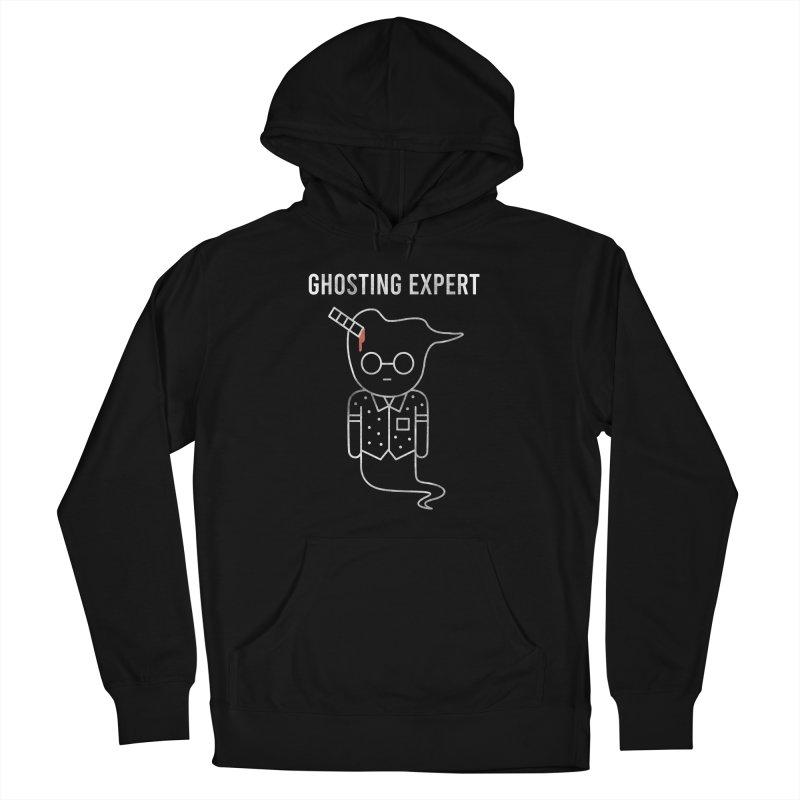 Ghosting Expert Men's Pullover Hoody by Daniel Stevens's Artist Shop