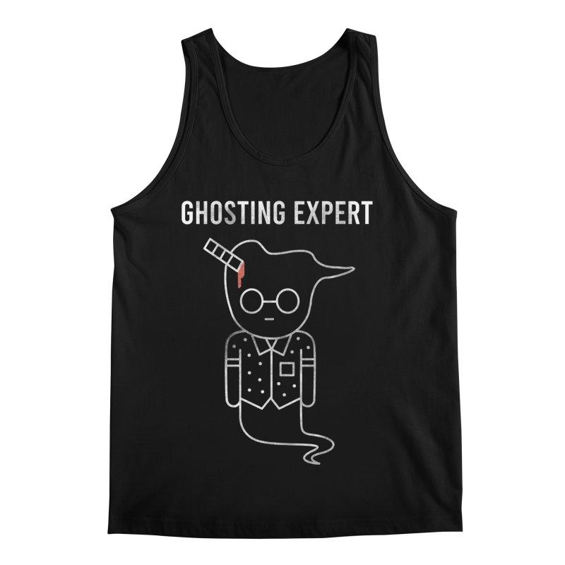 Ghosting Expert Men's Regular Tank by Daniel Stevens's Artist Shop