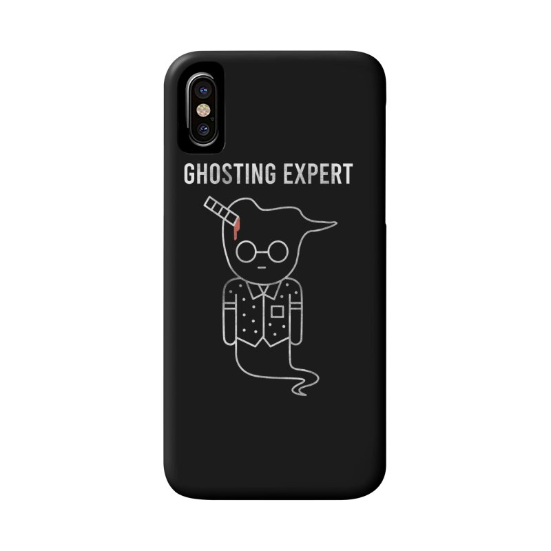 Ghosting Expert Accessories Phone Case by Daniel Stevens's Artist Shop