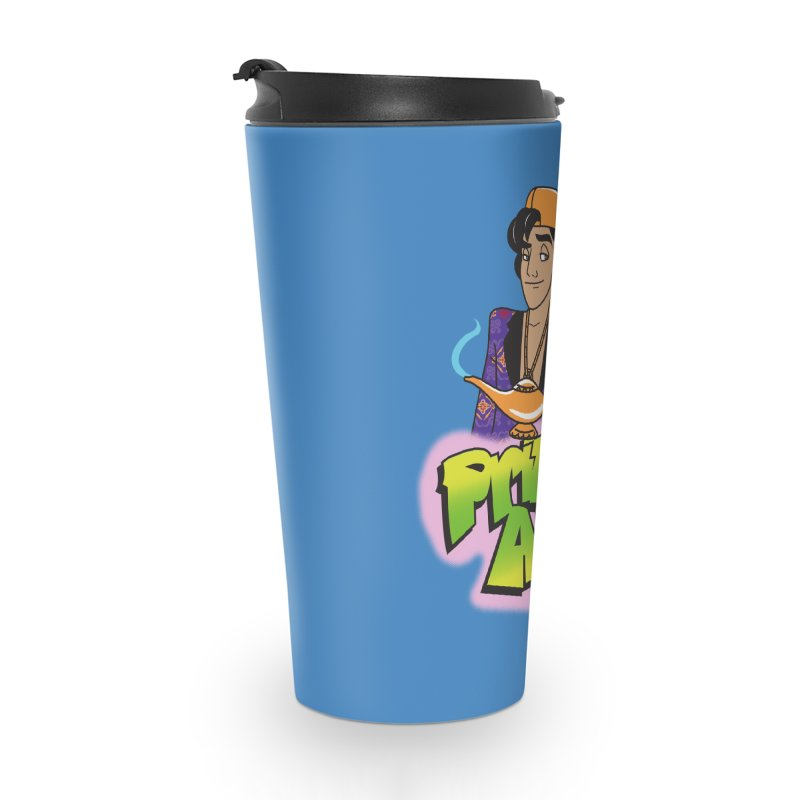 Prince Ali Accessories Travel Mug by Daniel Stevens's Artist Shop