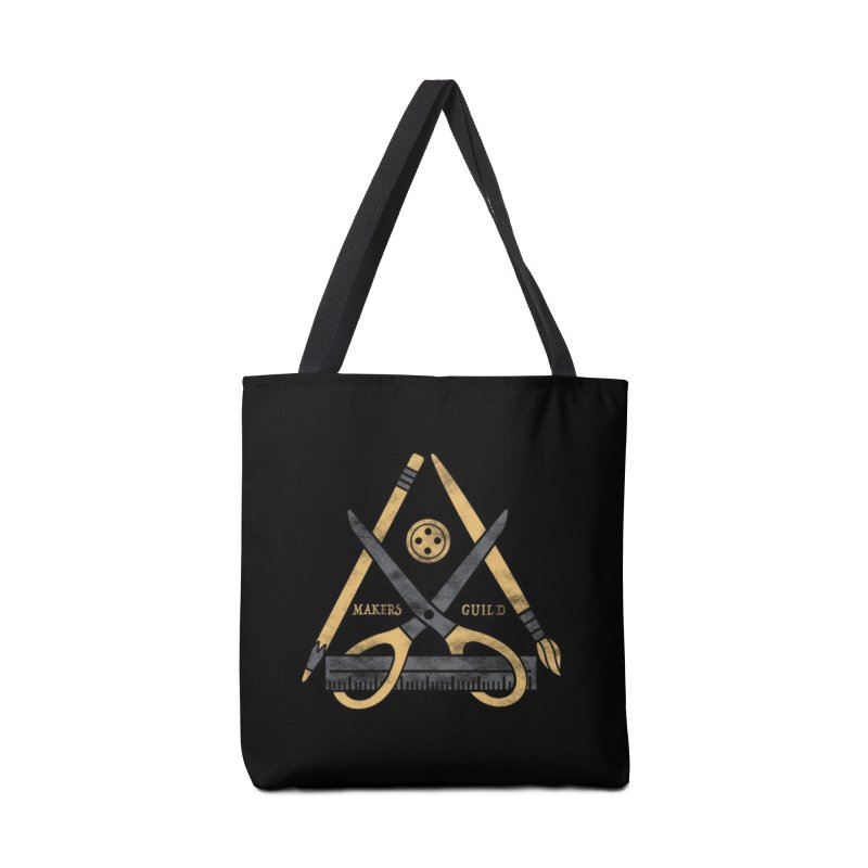 Makers Guild Accessories Tote Bag Bag by Daniel Stevens's Artist Shop