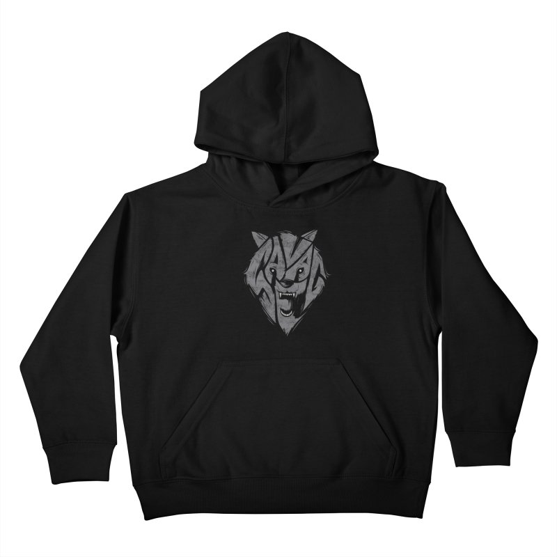Savage Kids Pullover Hoody by danielstevens's Artist Shop