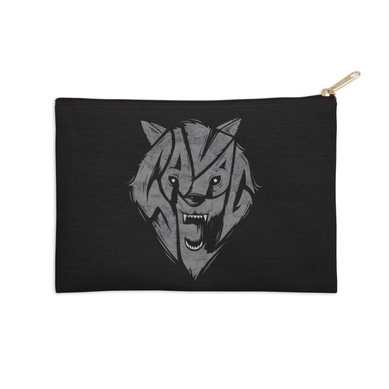 Savage Accessories Zip Pouch by danielstevens's Artist Shop