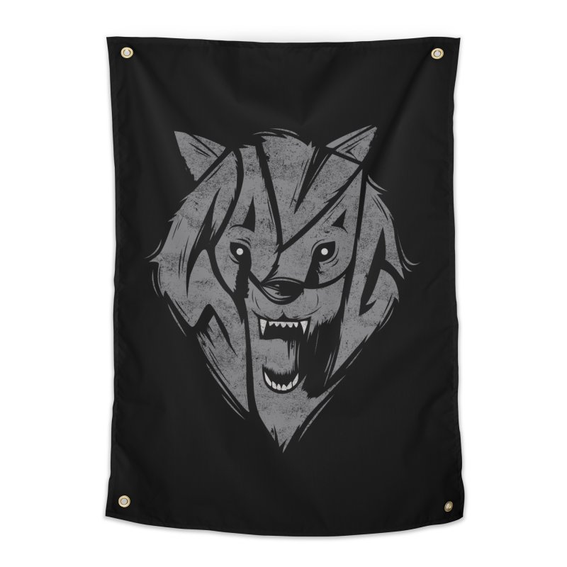 Savage Home Tapestry by danielstevens's Artist Shop