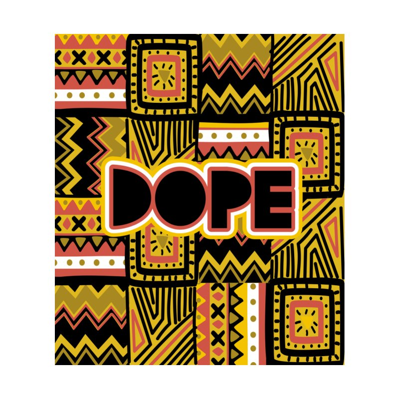 Dope Home Rug by Daniel Stevens's Artist Shop