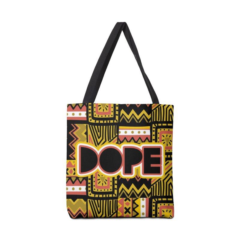 Dope Accessories Tote Bag Bag by Daniel Stevens's Artist Shop