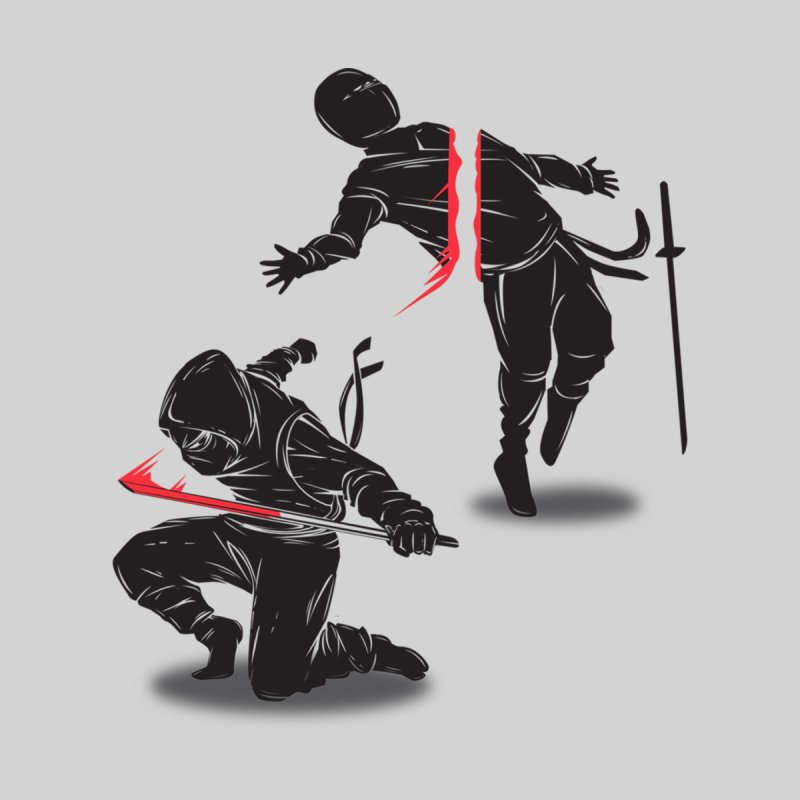 Ninja Vs Ninja   by danielstevens's Artist Shop