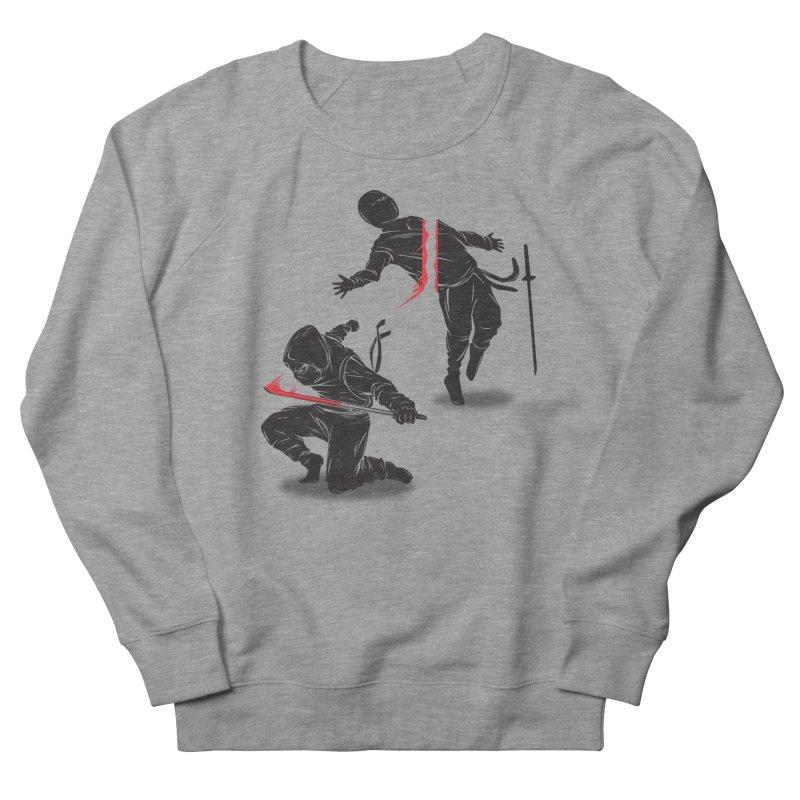 Ninja Vs Ninja Men's Sweatshirt by danielstevens's Artist Shop